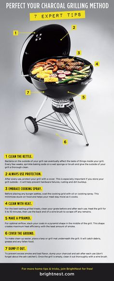 Perfect your grilling skills with these seven easy-to-follow expert tips.