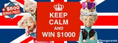 Keep Calm, Stay Calm, Invite Your Friends, Facebook, My Love, Giveaways, Wall, Canada, Wedding