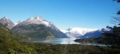 Día - 3 , a 1 hr de salida de ref. Dickson encuentras el mirador del Lago y Glaciar Dickson