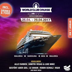 #housemusic World Club Dome's cruise event adds more acts...: aving revealed a huge line-up for their 5th anniversary festival which sees…