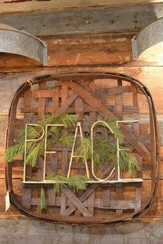 Tobacco Basket - Chartreuse & Company