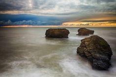 The three rocks by Rémi FERREIRA on 500px