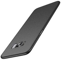 Anccer Galaxy S8 Case [Colorful Series] [Ultra-Thin] [Anti-Drop] Premium Material Slim Cover For Samsung Galaxy S8 5.8Inch (Gravel Black) - Elegant and Unique 1.Exquisite Rock Sand Matte Shield Shockproof Slim Cases Design for Samsung Galaxy S8, fashion and new flavor. 2.Premium PC material: environmental and durable. 3.Gravel surface, and comfortable feeling. 4.A little higher than your cell phone's camera, protect your cell phone's...