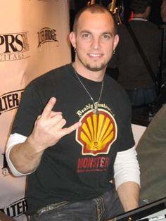 Mark Tremonti~~~My Fav rock guitar guy!