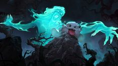 Sinister Poro Video Game Legends of Runeterra Poro (League Of Legends) Wallpaper More Wallpaper, Original Wallpaper, Wallpaper Backgrounds, League Of Legends Game, League Of Legends Characters, Vampire Games, Fun Card Games, Latest Hd Wallpapers, Celestial