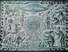 Ancient aliens 686306430697065216 - NEW PHOTOS: Artifacts about aliens, evidence of Mayan contact with extraterrestrials. – Daily Mysteries Source by Aliens History, Aliens And Ufos, Ancient Aliens, Ancient Artefacts, Ancient Civilizations, Ancient Astronaut Theory, Alien Artifacts, Arte Alien, 3d Cnc