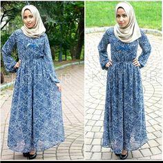 @Kotyur ❤ hijab style