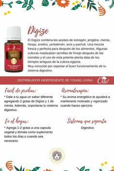 Young Living España, Young Living Digize, Yl Essential Oils, Young Living Essential Oils, Esential Oils, Good To Know, Remedies, Yl Digize, Life