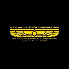 ALIEN - Weyland Yutani (2122 logo) Art Print