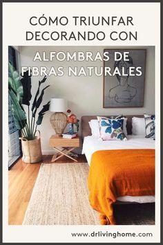 ¿Alfombra de yute o alfombra de sisal? ¿Cuál es la diferencia? ¿Y las de coco? ¡Menudo lío! Te explico de forma fácil cómo escoger la más adecuada para cada habitación y cómo combinarlas para darles estilazo. #alfombrayute #alfombrayutesalon #drlivinghome #decoracionalfombras Interiores Design, Home Decor, Rustic Style, Shape, Natural Colors, Round Rugs, Pop Of Color, House Decorations, Little Cottages