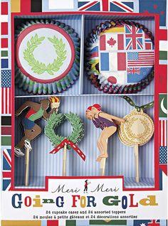 Olympics-cupcake-kit-via-Wee-Birdy