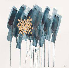 From IAMTHELAB.com: Meet the Maker: Beth Winterburn of EBW Artwork   #Featured #MixedMedia