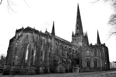 https://flic.kr/p/iB3JBg | Lichfield Cathedral, Staffordshire | The mediaeval cathedral of the Blessed Virgin Mary and St Chad in Lichfield. Lichfield is the principal cathedral in the centre of England, near to the Anglo-Saxon capital of Mercia.