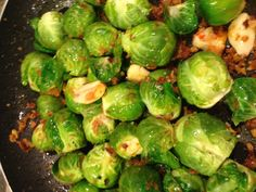 brussels sprout forward hoisin glazed brussels sprouts