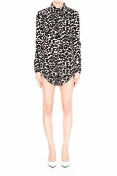 Finders Keepers   Atlantic City Shorts   Leopard Print   Shop Now   BNKR  