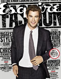 Chris Hemsworth http://www.esquire.com/features/chris-hemsworth-interview-0913