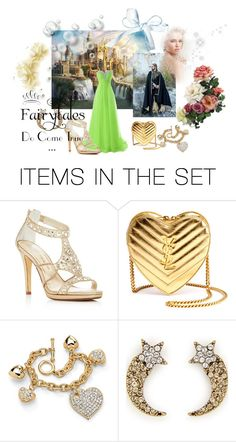 """~ My Fairytale ~"" by ingoblue ❤ liked on Polyvore featuring art"
