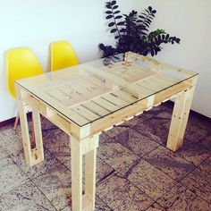 Awesome diy wood pallet table furniture Awesome diy wood pallet table furniture The post Awesome diy wood pallet table furniture appeared first on Pallet Diy. Diy Wood Pallet, Wooden Pallet Table, Pallet Dining Table, Diy Pallet Sofa, Wooden Pallet Projects, Wooden Pallet Furniture, Wooden Pallets, Wood Table, Pallet Ideas