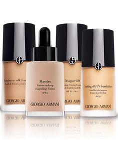 5 Reasons Everyone Loves Giorgio Armani Foundation | Makeup.com
