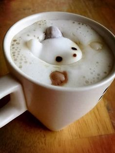 10 INCREDIBLE PIECES OF LATTE ART THAT WILL MAKE YOU CRAVE COFFEE