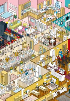 Ikea Families and Apartments
