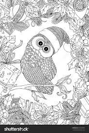 Christmas Coloring Pages For Adults.170 Best Adult Christmas Colouring Images In 2017