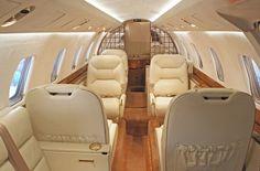 Cessna Citation 650 twin engine executive jet aircraft