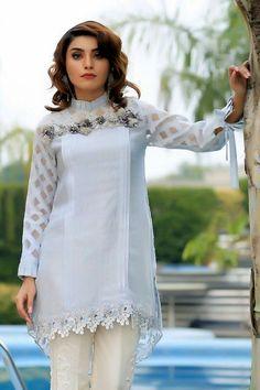Pakistani Formal Dresses, Pakistani Fashion Casual, Nikkah Dress, Pakistani Dress Design, Pakistani Outfits, Fancy Dress Design, Stylish Blouse Design, Stylish Dress Designs, Designs For Dresses