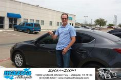 #HappyBirthday to Adam from Teresa Mayon at Mazda of Mesquite!  https://deliverymaxx.com/DealerReviews.aspx?DealerCode=B979  #HappyBirthday #MazdaofMesquite