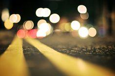 city streetlights