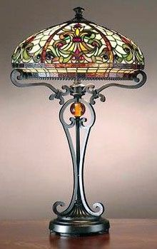 Tiffany - Lampe de Table