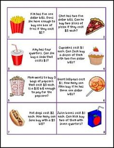 "FREE MATH LESSON - ""Can I Buy It? Money Word Problems"" - Go to The Best of Teacher Entrepreneurs for this and hundreds of free lessons. 2nd - 3rd Grade #FreeLesson #Math http://www.thebestofteacherentrepreneurs.org/2016/02/free-math-lesson-can-i-buy-it-money.html"