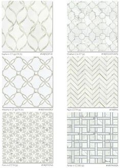 Studiums Silk Road Mosaic Tile Collection