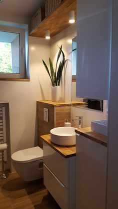 "Small bathroom, ""new nordic"" style"