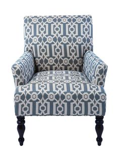 Can be ordered in four patterns. Rush over to Pier 1 Imports to find this Liliana ironwork armchair for only $380.