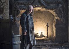 Patrick Malahide as Balon Greyjoy – photo Helen Sloan/HBO