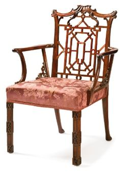 Thomas Chippendale Chinese Chair