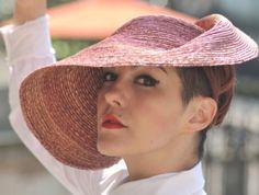Roya Ascot Hat by Orizu #millinery #judithm #hats