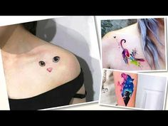 Tatuajes de Gatos - Cats Tattoos