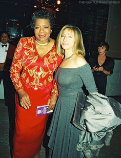 Maya Angelou and Barbra Funny Girl Musical, Cameron Bure, Somebody To Love, Barbra Streisand, She Movie, Maya Angelou, Hello Gorgeous, Beautiful, Elizabeth Taylor