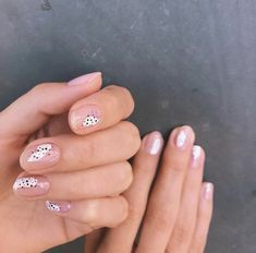 - Best ideas for decoration and makeup - Fancy Nails, Diy Nails, Cute Nails, Pretty Nails, Minimalist Nails, Nagel Gel, Perfect Nails, Manicure And Pedicure, Nails Inspiration