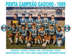Campeão Gaúcho 1989