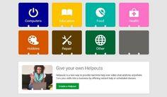 Helpouts: Google quiere competir con Amazon y eBay mediante la compraventa en vídeo y en directo