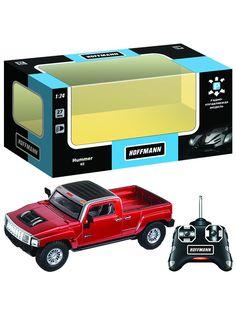 Машина на радиоуправлении HOFFMANN Hummer H3 1:24 Hummer H3, Radio Control, Toy, Concept, Clearance Toys, Toys