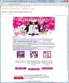 Defenders of Wildlife - Gift Catalog - Email Campaign New Defender, Email Campaign, Defenders, E Cards, Non Profit, Fundraising, Valentines Day, Adoption, Catalog