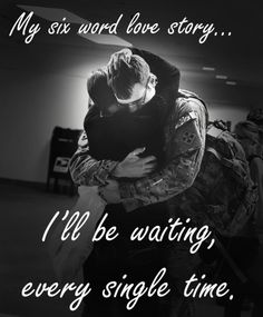 """every single time"" True words #Deployment #Military - MilitaryAvenue.com"