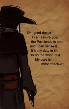 049 by ND-painter on deviantART Formidable quote from SCP-049