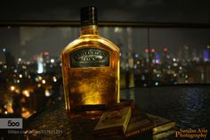 Magical Night - Pinned by Mak Khalaf Magical Night with the most fine drink with some magic in it Fine Art JackDanielsartjentlemanjackDrink by SandroArie