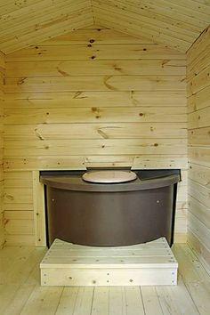 toilette s che compost vu ekolet id es jardin pinterest klo haus und garten. Black Bedroom Furniture Sets. Home Design Ideas