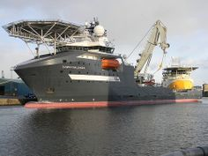 Olympic Challenger - Multi Purpose Offshore Vessel